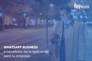 WhatsApp Business beneficios