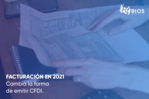 facturación 2021 cambios cfdi