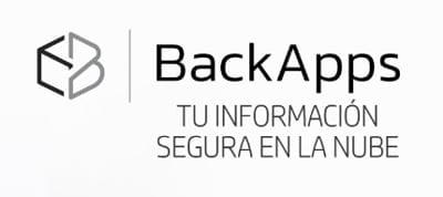 BackApps respaldo nube