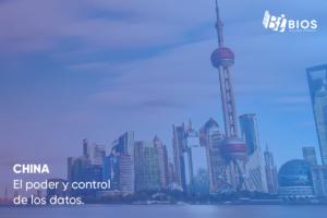 china el poder y control de datos